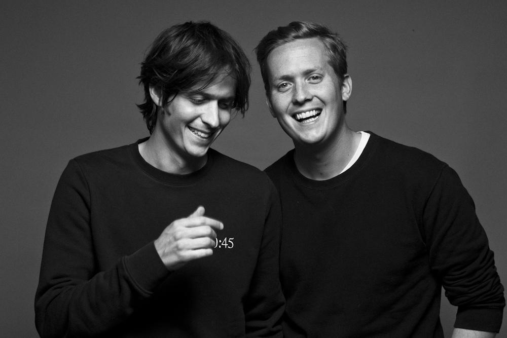 Twins Alexandre&Maxime