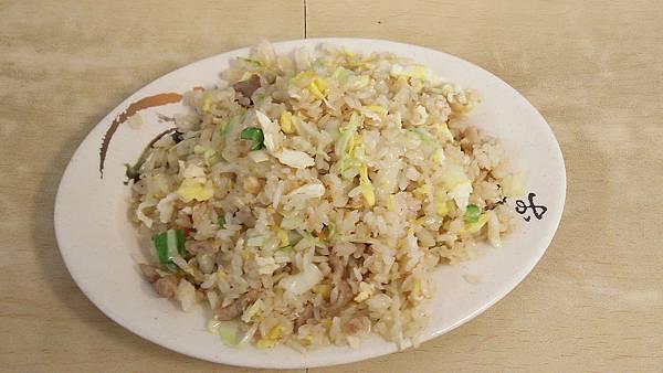 肉絲蛋炒飯價格70元