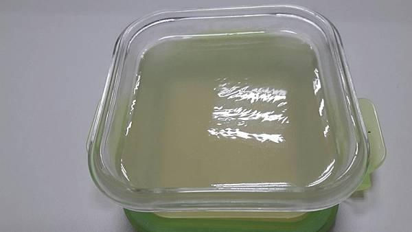 檸檬石花凍