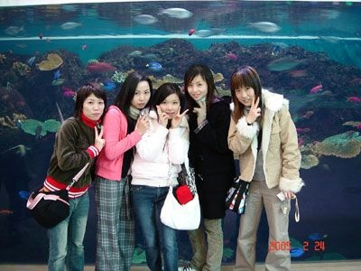 有大大大水族館