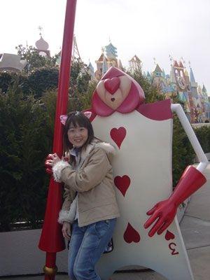 愛麗絲夢遊仙境的撲克牌衛兵
