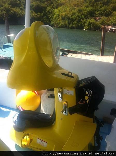海底摩托車03