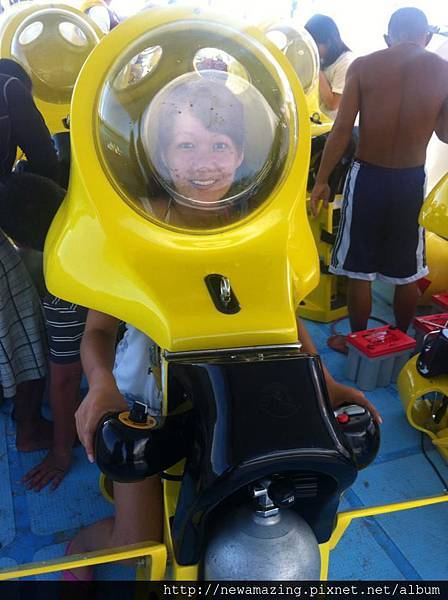 海底摩托車01