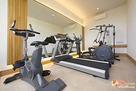 Synergy Samui 健身房