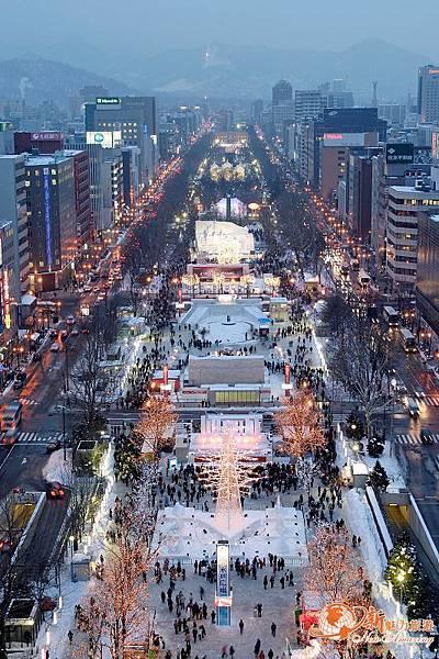 札幌冰雪節(大通公園).jpg