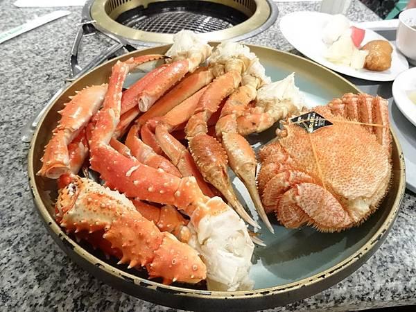 北海道三大螃蟹