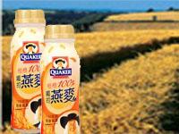 桂格100%喝的燕麥
