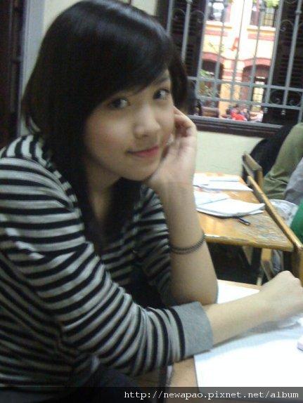 可愛越南妹妹