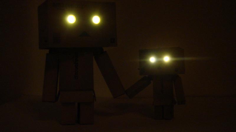 眼睛發光暗.JPG