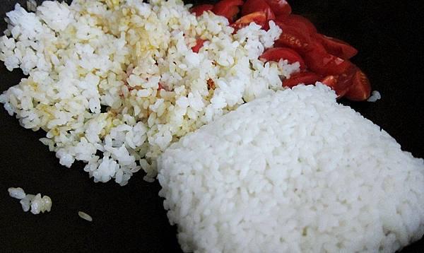 鮮蝦蕃茄炒飯-03