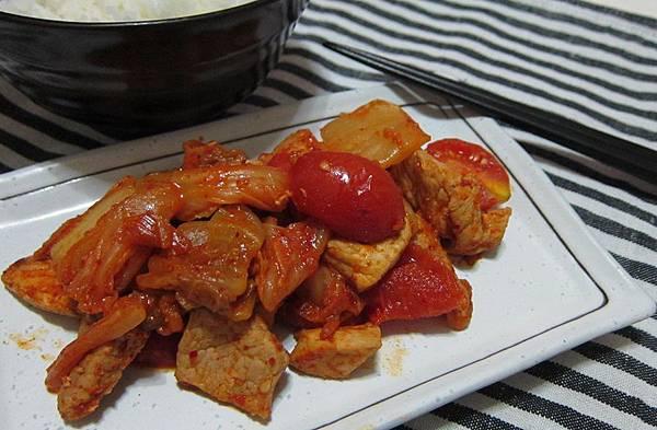 蕃茄泡菜燒豬-02.JPG
