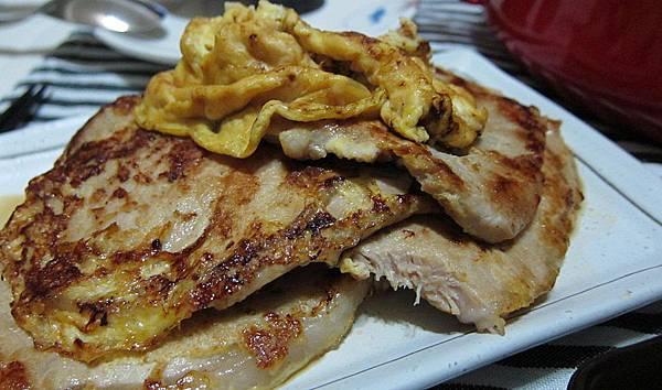 乾煎肉片-06