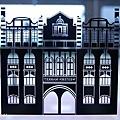 很可愛的西港城LOGO~就在後面的玻璃門上