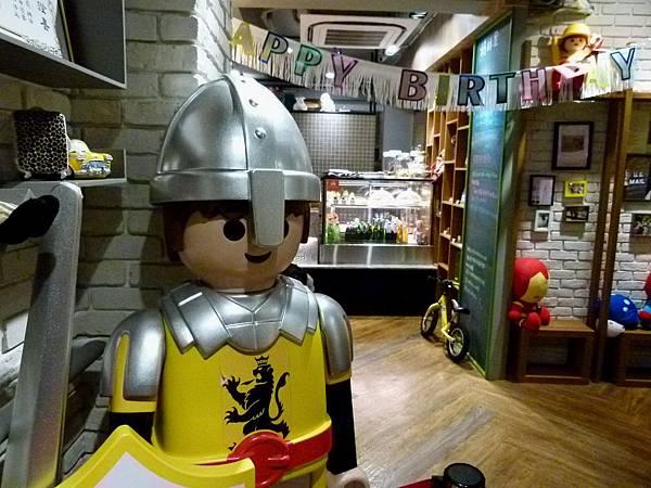 0052台北市中正區格林屋親子餐廳