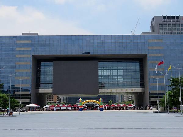 2002台中市北屯區「幸運草市集」在市政廣場