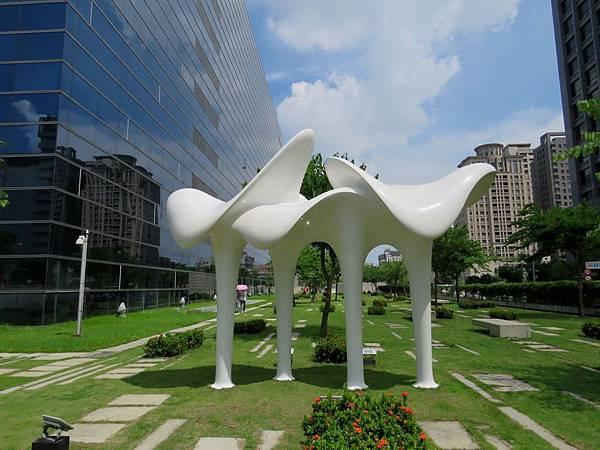 2021台中市北屯區「幸運草市集」在市政廣場