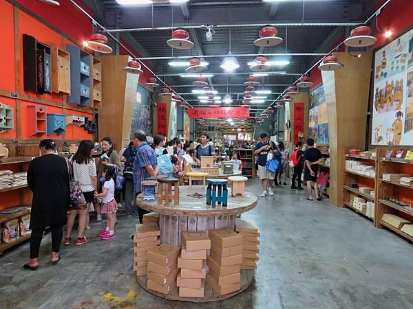 2059台中市大里區老樹根魔法木工坊