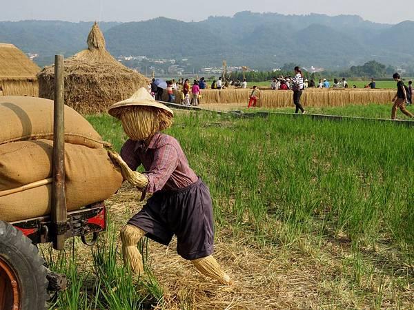 0599彰化縣田中鎮「稻草人藝術節」在望高寮