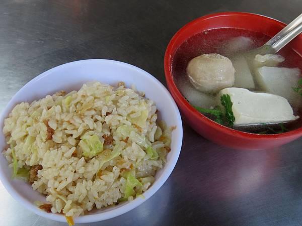 0603彰化縣田中鎮龍吉高麗菜飯