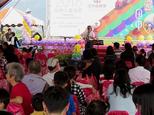 0606彰化縣田中鎮「稻草人藝術節」在望高寮