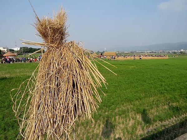 0613彰化縣田中鎮「稻草人藝術節」在望高寮