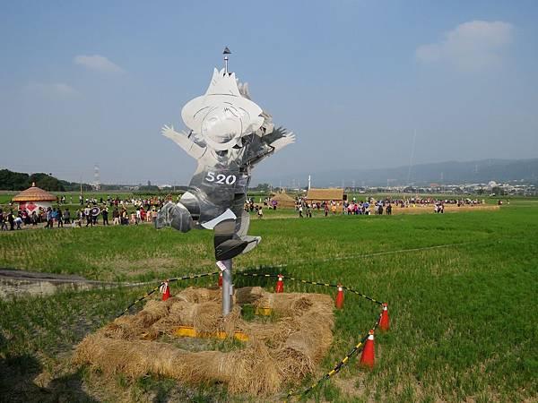 0614彰化縣田中鎮「稻草人藝術節」在望高寮