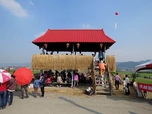 0615彰化縣田中鎮「稻草人藝術節」在望高寮