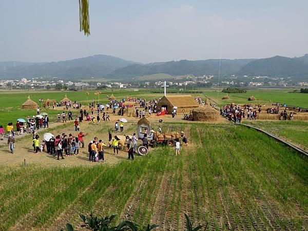 0616彰化縣田中鎮「稻草人藝術節」在望高寮