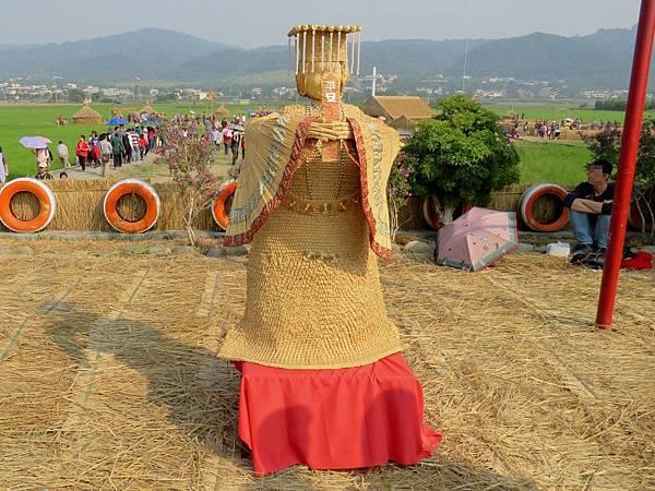 0617彰化縣田中鎮「稻草人藝術節」在望高寮