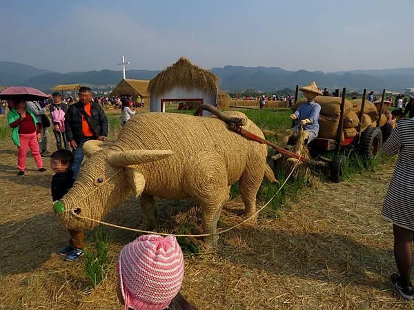 0619彰化縣田中鎮「稻草人藝術節」在望高寮