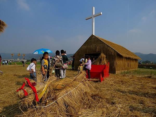 0620彰化縣田中鎮「稻草人藝術節」在望高寮