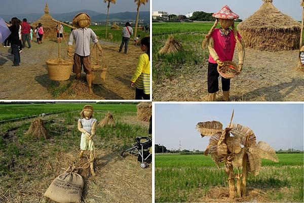 0623彰化縣田中鎮「稻草人藝術節」在望高寮