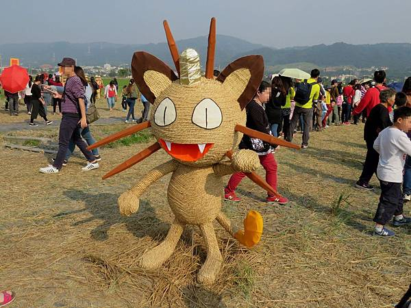 0626彰化縣田中鎮「稻草人藝術節」在望高寮