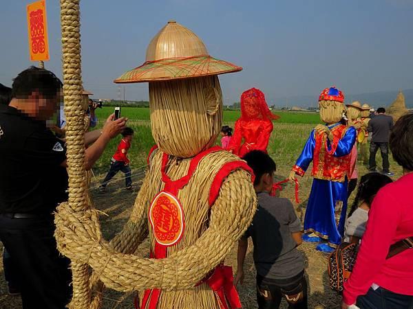 0630彰化縣田中鎮「稻草人藝術節」在望高寮