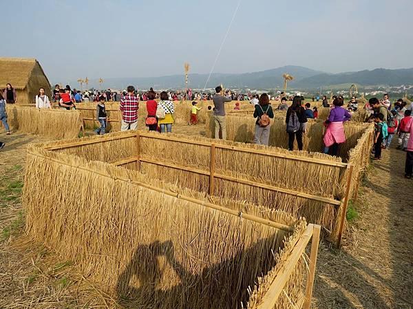 0632彰化縣田中鎮「稻草人藝術節」在望高寮