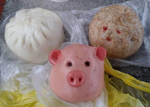 0080台北市內湖區包青天手工蔬菜包