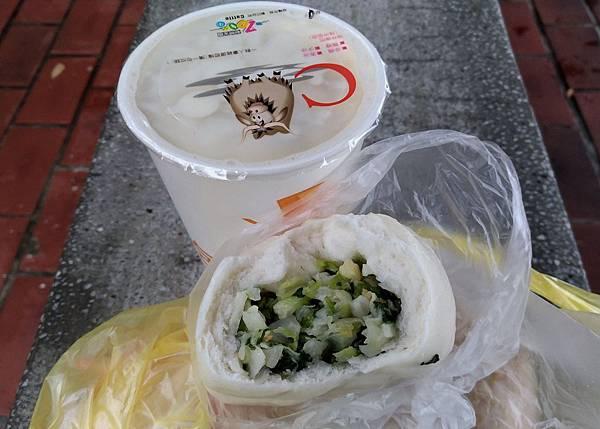 0081台北市內湖區包青天手工蔬菜包