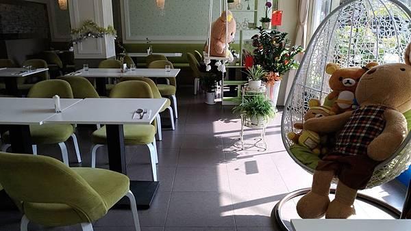 2274台中市豐原區Green House餐廳