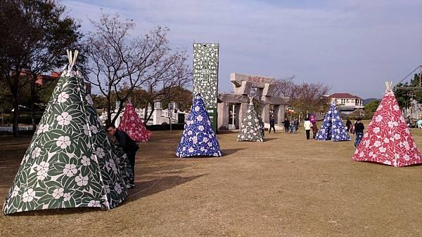2277台中市豐原區「豐慶燈景」在葫蘆墩公園