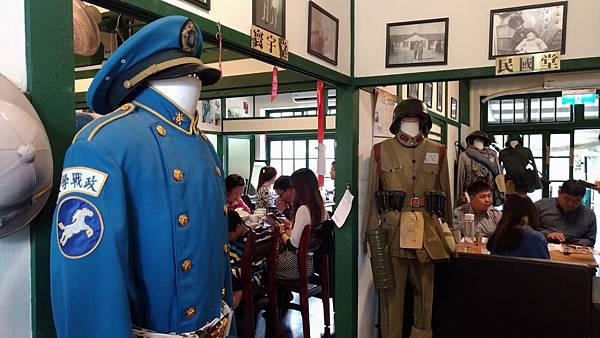 1087屏東縣屏東市麗貞館軍事主題餐廳