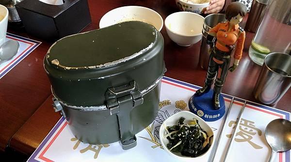 1103屏東縣屏東市麗貞館軍事主題餐廳