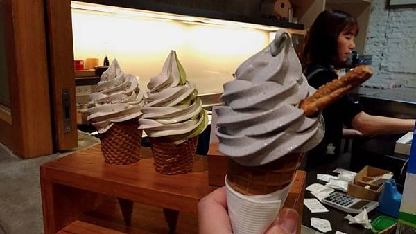 2349台中市西區路地手作冰菓子