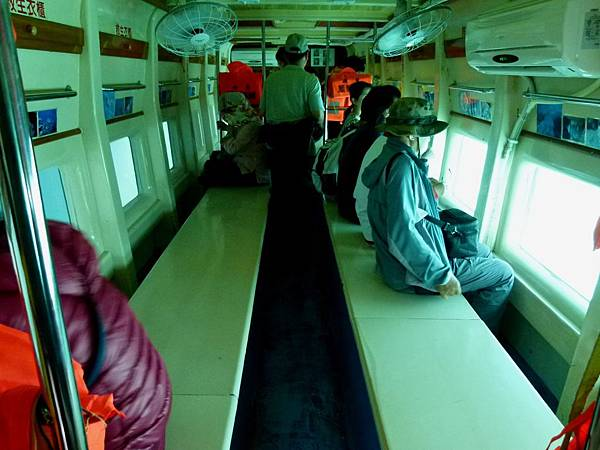 1198屏東縣琉球鄉玻璃船