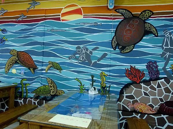 1210屏東縣琉球鄉海之家貝殼海藻刨冰