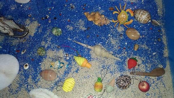 1211屏東縣琉球鄉海之家貝殼海藻刨冰