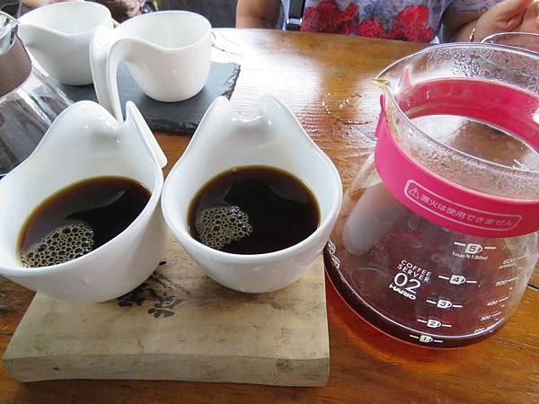 1245屏東縣瑪家鄉禮納里部落之瑪家村嵐雲綠海咖啡