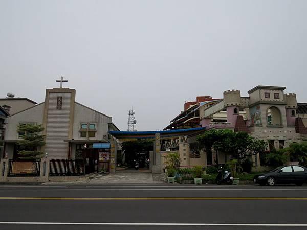 1266屏東縣屏東市天主堂