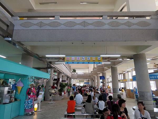 0043澎湖縣馬公市南海遊客中心
