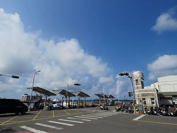 0044澎湖縣馬公市南海遊客中心