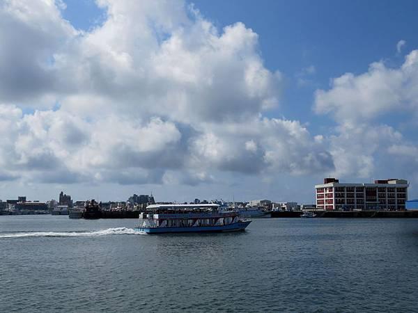 0046澎湖縣馬公市南海遊客中心出發的交通船